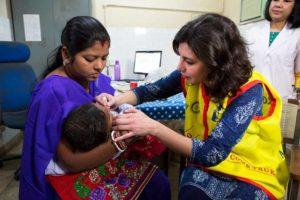 24 octobre : Journée mondiale contre la polio
