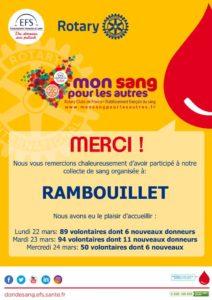 Read more about the article Mon sang pour les autres