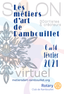 Le Salon des Métiers d'ART de RAMBOUILLET