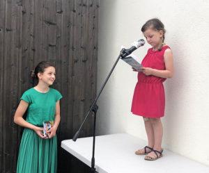 Read more about the article Remise des prix concours de lecture