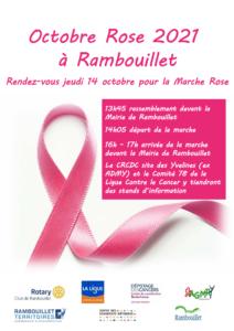 Read more about the article Mobilisation contre le cancer du sein.